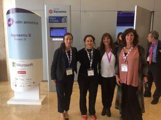 Mariela Reiman, Maria Florencia Ripani, Cristina Rodrigues