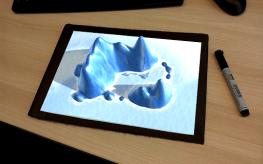 Efecto de enfriamiento del iceberg