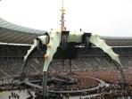 Olympiastadion, U2 concert, Berlin