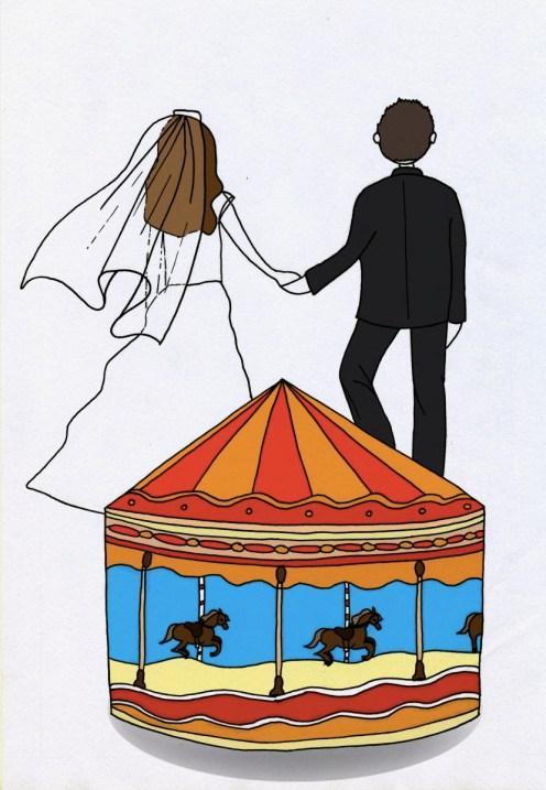 Pochette DVD - mariage