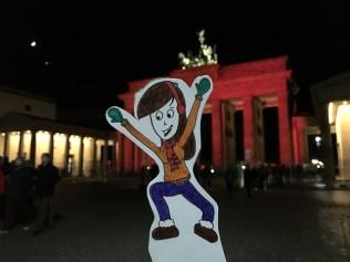 Brandenburger Tor et EVEM