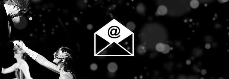 ED2 newsletter danse valse masque
