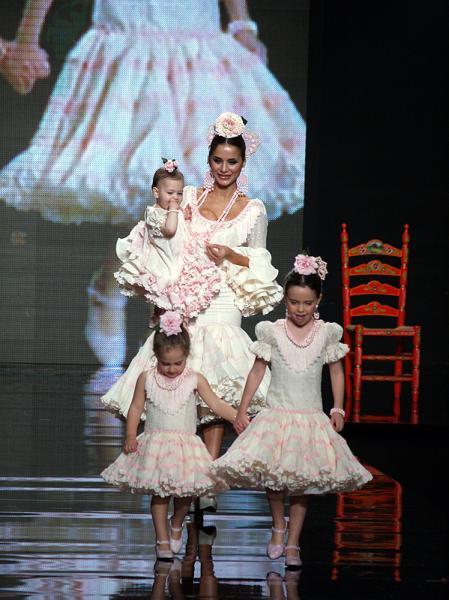 Maricruz Trajes de flamenca Simof 2009