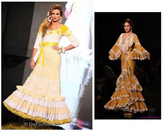 Molina Moda Flamenca y Loli Vera simof 2013
