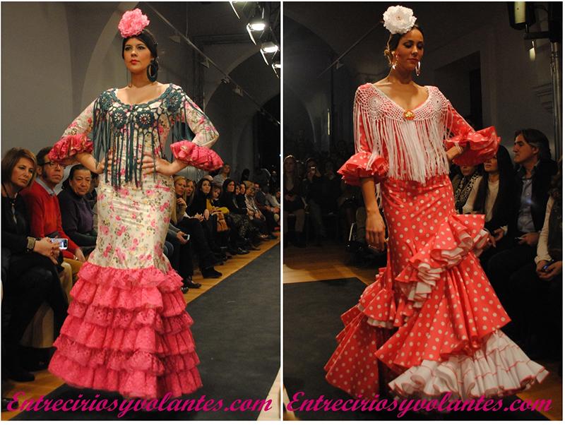 80c2b1ede Flamenca de Jerez 2.013: Un paseo por los diseñadores jerezanos