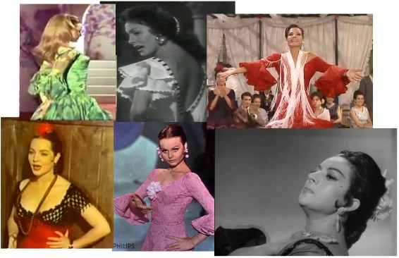 Flamencas de pelicula 3