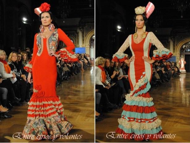 Viviana Iorio y Artepeinas en We Love Flamenco 2014