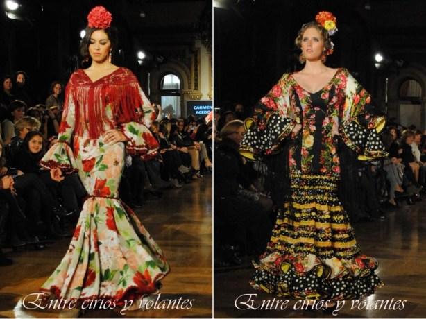 Carmen Acedo y Manuela Macias en We Love Flamenco 2014