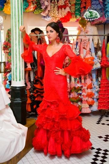 Viva la Feria trajes de flamenca (12)