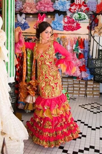 Viva la Feria trajes de flamenca (2)