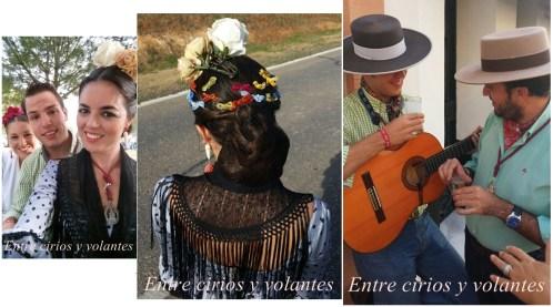 Romeria de Valme 2014 -Entre cirios y volantes- 6