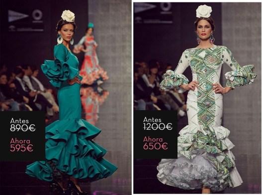 Lina Sevilla Trajes de flamenca 3