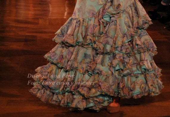 Luisa Perez We Love flamenco 2015