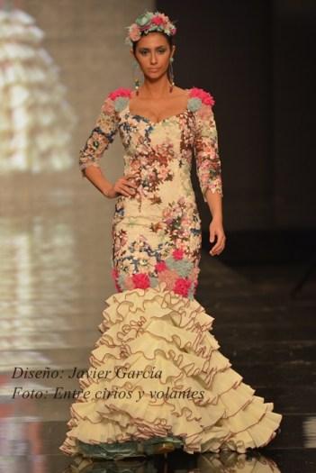 Javier Garcia Trajes de flamenca 2015