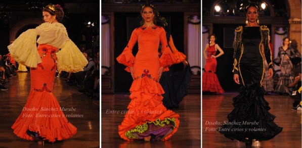Sanchez Murube We Love Flamenco 2015 trajes de flamenca