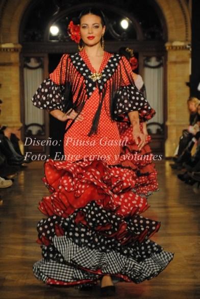 Pitusa Gasul we love flamenco 2015