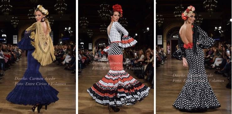 carmen acedo trajes de flamenca canasrteros 2016