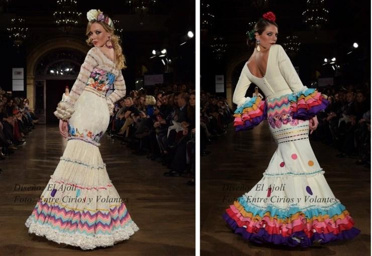el ajoli trajes de flamenca 2016 13