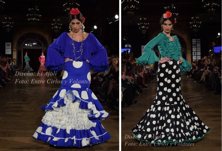 el ajoli trajes de flamenca 2016 7