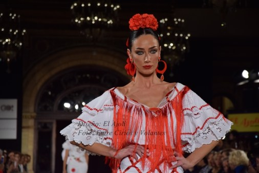 el ajoli trajes de flamenca 2016