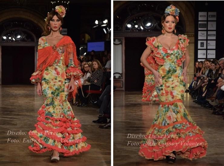 luisa perez trajes de flamenca 2016 2