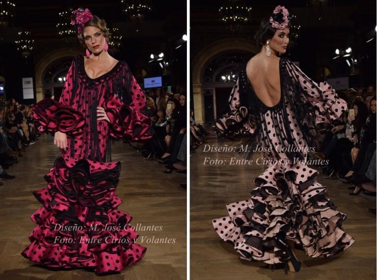 maria jose collantes trajes de flamenca 2016