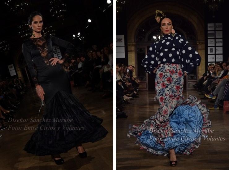 sanchez murube trajes de flamenca entre cirios y volantes 2
