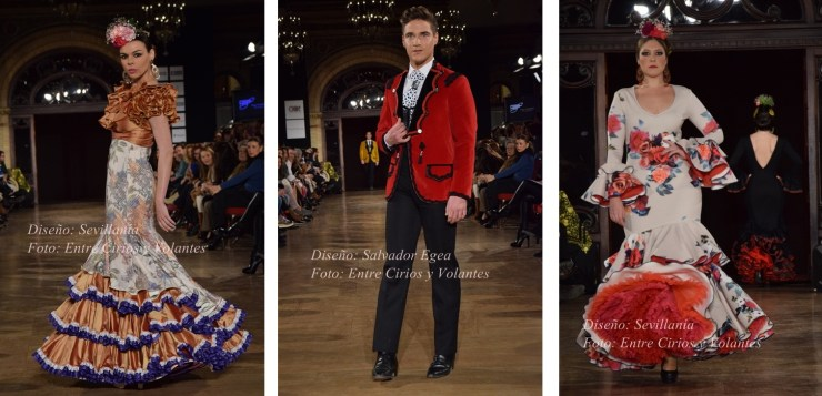 sevillania trajes de flamenca