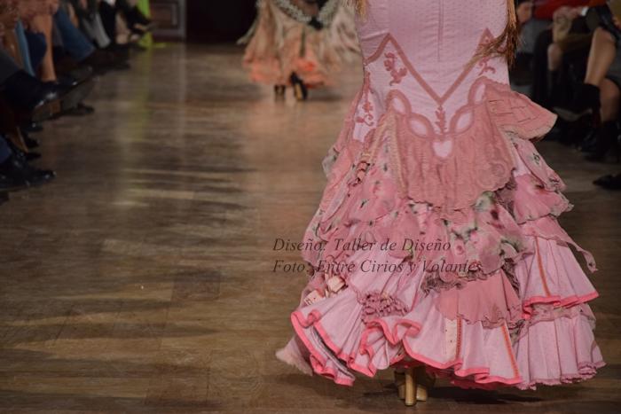 taller de diseño trajes de flamenca 2016 entre cirios y volantes (2)