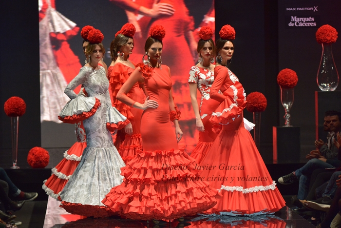 javier garcia trajes de flamenca simof 2016 (1)