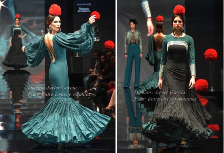 simof 2016 javier garcia trajes de flamenca 2
