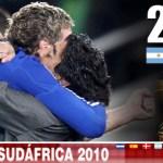 Argentina venció a Grecia por 2 a 0 y pasó a octavos