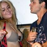 Lindsay Lohan habría chocado con su auto a un cochecito de bebé