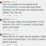 Mientras La Niña Loly llora, Jorge Rial ¿amenaza?
