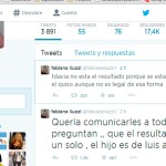 Confirmado: El hijo de Fabiana Liuzzi es de Luis Antonio Ventura