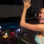 Vicky Xipolitakis mintió sobre su escrache en las Torres Le Parc