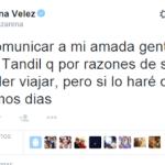 Guerra twittera de Señoras. Natacha vs Nazarena