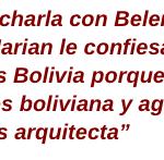 "GH2015: Marian Farjat disparó: ""Mi mamá es boliviana pero es arquitecta"" ¿?"
