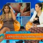 La reacción de Matías Alé al enterarse ¡por TV! del pedido de nulidad de matrimonio de María del Mar