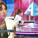 Imperdible mano a mano de Lali Espósito con Ale Fantino