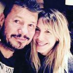 Tinelli festejó sus 56 y espera un acuerdo con Cristóbal López