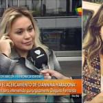 Verónica Ojeda reconoció el gesto de Gianinna Maradona al visitar a Dieguito Fernando antes de la operación