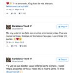 Chismes:Jorge Rial,Barbie Vélez,Gianinna Maradona, Cande Tinelli
