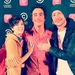 Nico Vázquez y Gimena Accardi vuelven al teatro el 3 de enero