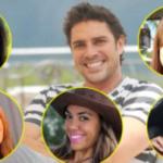 Matías Alé confesó que Graciela Alfano fue el noviazgo más importante de su vida