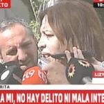 "Lizy Tagliani: ""vi a Federico desencajado y no va a volver a ser mi pareja"""
