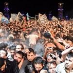 El Indio en Olavarría: Así se interrumpió el show tras la tragedia