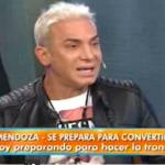"""La angustia de Flavio Mendoza por no poder concretar su sueño de ser padre: """"Me agarró un bajón"""""""