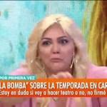 Sigue el show de La Bomba ahora amenaza con bajarse de una obra en Carlos Paz