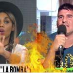 "Repudiable agresión del novio de La Bomba a Mimi: ""Mono"""